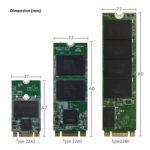 SSD en formato M.2
