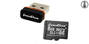 Almacenamiento Flash en formato SD y USB INNODISK