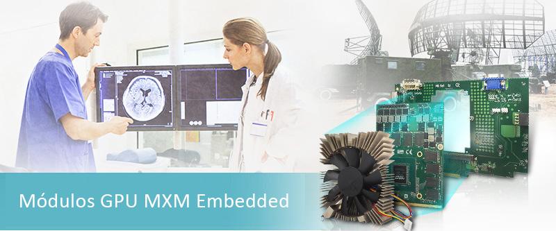 Arquitectura MXM de Aetina: procesamiento óptimo de gráficos GPU