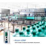 BoxPC Fanless Compacto xtrem-n206f