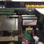 SATADOM-ML 3MG-P en un servidor