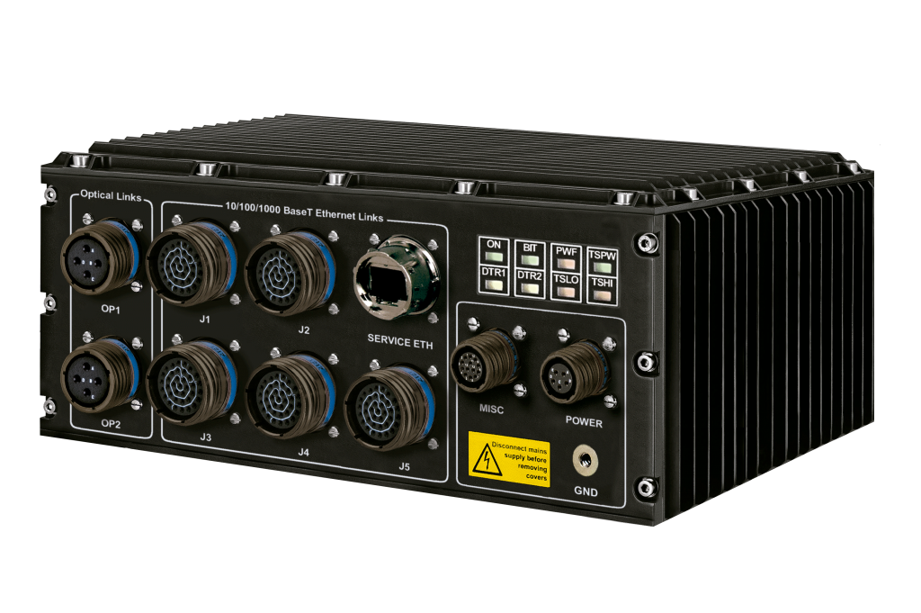 NVS-MIL2004HSR Router-Switch